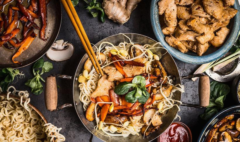 Warsztaty Kulinarne Kuchnia Azjatycka Warsztaty Kulinarne 06