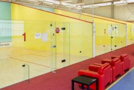 Wrocław Atrakcja Squash Sportwerk