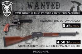 Wrocław Atrakcja Strzelnica ProGun