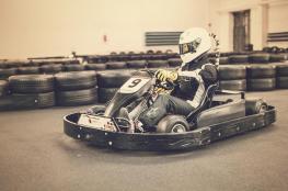 Wrocław Atrakcja Gokarty Wroclaw Racing Center - tor kartingowy