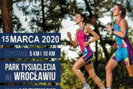 Wrocław Wydarzenie Bieg Wrocławska Dycha i Wrocławska Piątka