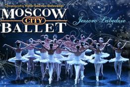 Wrocław Wydarzenie Widowisko Moscow City Ballet - Jezioro Łabędzie