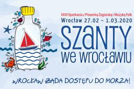 """Wrocław Wydarzenie Festiwal """"Szanty we Wrocławiu"""""""