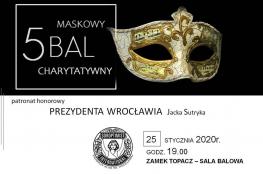 Ślęza Wydarzenie Kulturalne Charytatywny Bal Maskowy