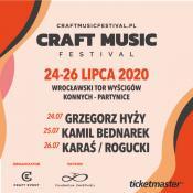 Wrocław Wydarzenie Festiwal Craft Music Festival