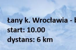 Łany Wydarzenie Nordic walking Lato z Nordikami IV Otwarte Zawody Nordic Walking