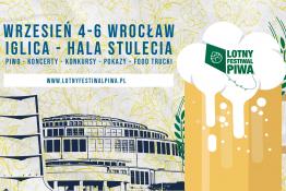 Wrocław Wydarzenie Festiwal Wrocławski Lotny Festiwal Piwa