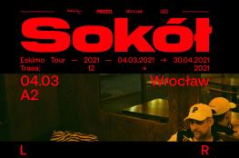 Wrocław Wydarzenie Koncert Sokół - Eskimo Tour