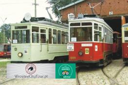 Wrocław Wydarzenie Rozrywka Wycieczka zabytkowym tramwajem po Wrocławiu, 2 h