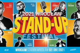 Wrocław Wydarzenie Stand-up Wrocław Stand-up Festival 2021 / Stadion Wrocław
