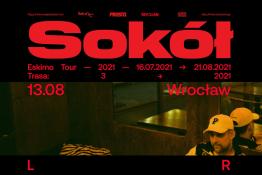 Wrocław Wydarzenie Koncert Sokół - Eskimo Tour /Wrocław