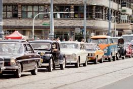 Ślęza Wydarzenie Zlot samochodowy MotoClassic Wrocław