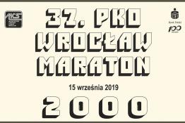 Wrocław Wydarzenie Bieg 37. PKO Wrocław Maraton